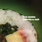 Pondering The Sushi CD Cover