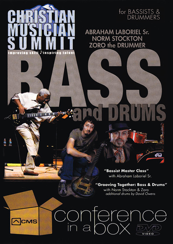 Christian Musicians Summit - Bass and Drums - Norm Stockton