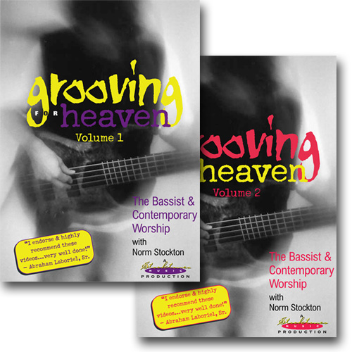 Grooving for Heaven Package 1 - 2 DVD Set